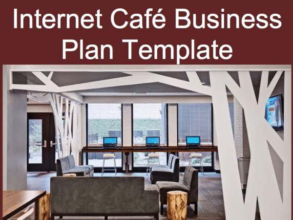Coffee Shop and Internet Cafe Business Plans