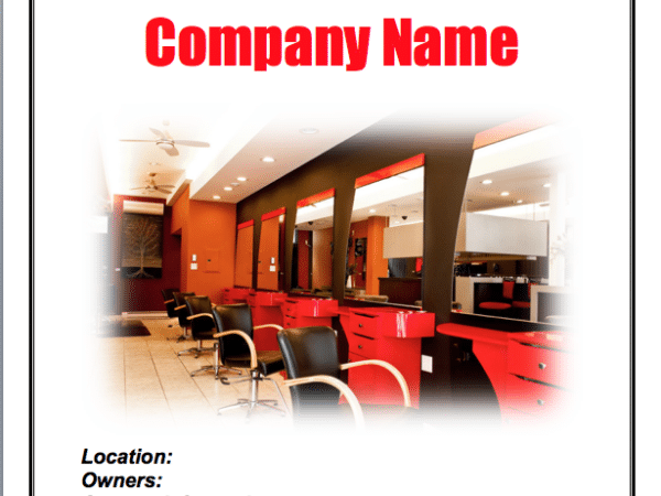 Furniture Company Business Plan