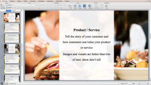 Food Truck Pitch Deck