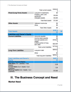 android app business plan