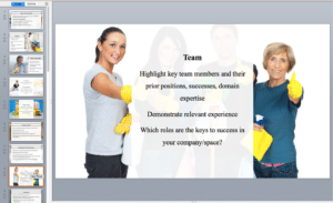 commercial cleaning powerpoint