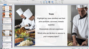 Catering PowerPoint
