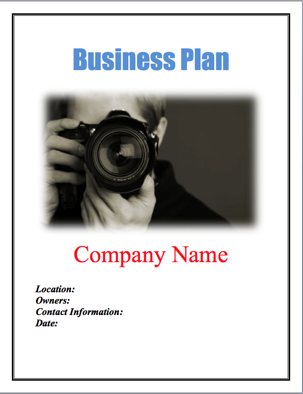 best executive summary photography business plan 50 awesome google