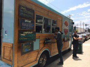 Black Box Food Truck Business Plan Template