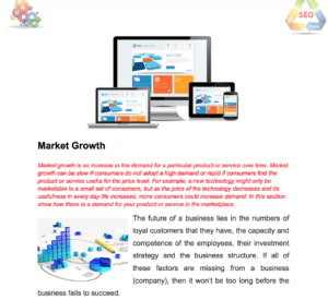 Master Plan Online Business Sample Pages