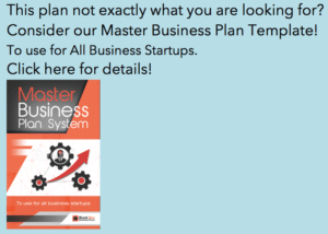 Food Truck Business Plan Template Black Box Business Plans - Business plan for food truck template
