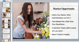Flower Shop Presentation
