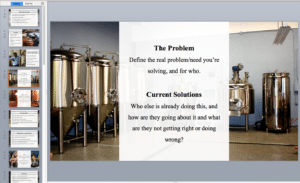 microbrewery Powerpoint