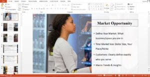 Vending Machine Business Plan Template