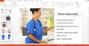 Home Health Care Business Plan Template