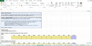 Medical Marijuana Excel Template