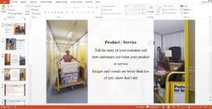 Self Storage Powerpoint