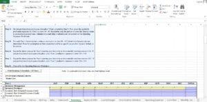 Home Health Care Excel Worksheet