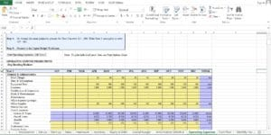 Dog Breeding Excel Template