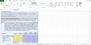 Insurance Agency Excel Template