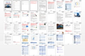 Trucking Business plan template