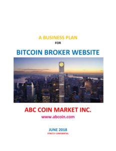 Bitcoin Business Plan Template