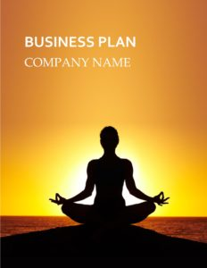 Yoga Studio Business Plan Template