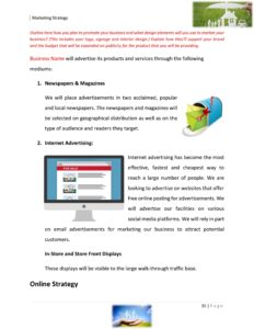 Insurance Agency Business Plan Template