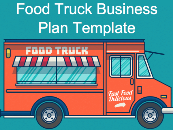 Investor friendly templates black box business plans for Food truck design plan