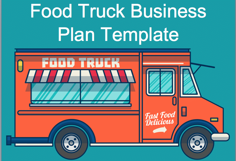 Food truck business plan template black box business plans accmission Images
