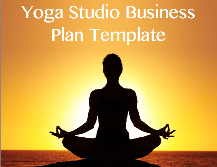 Yoga studio business plan black box business plans toneelgroepblik Image collections