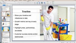 maid business plan