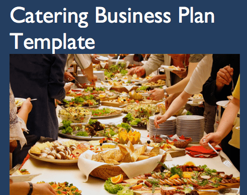 Investor friendly templates black box business plans for Best catering services