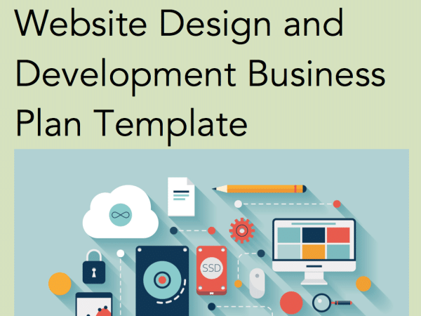 Investor friendly templates black box business plans - Business plan for web design company ...