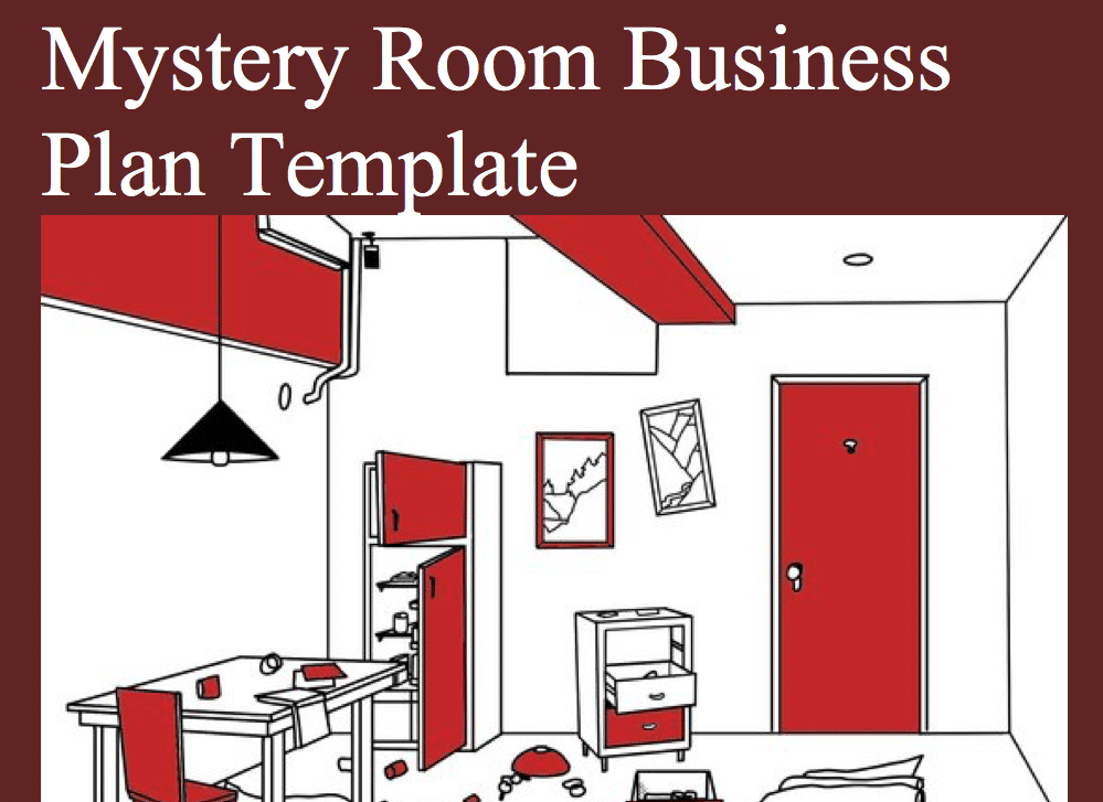 Escape Room Template