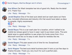 Auto detail business plan