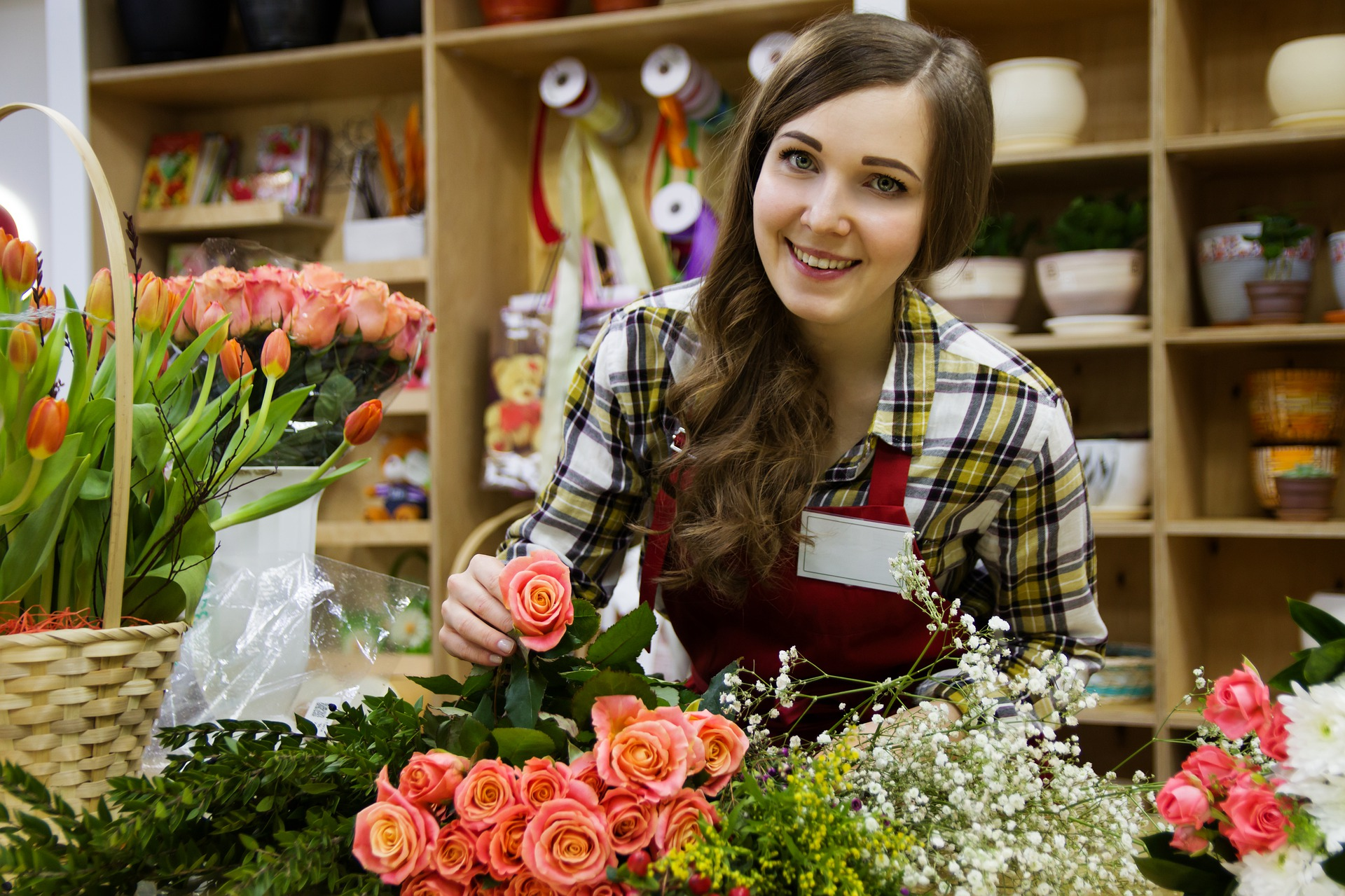business plan for flower shop Good businesses to start   this is a must-read before you open up shop  creating a first-rate flowers wholesale company business plan.
