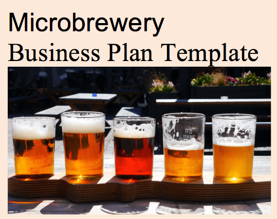 Craft brewery business plan template archives black box business plans cheaphphosting Choice Image