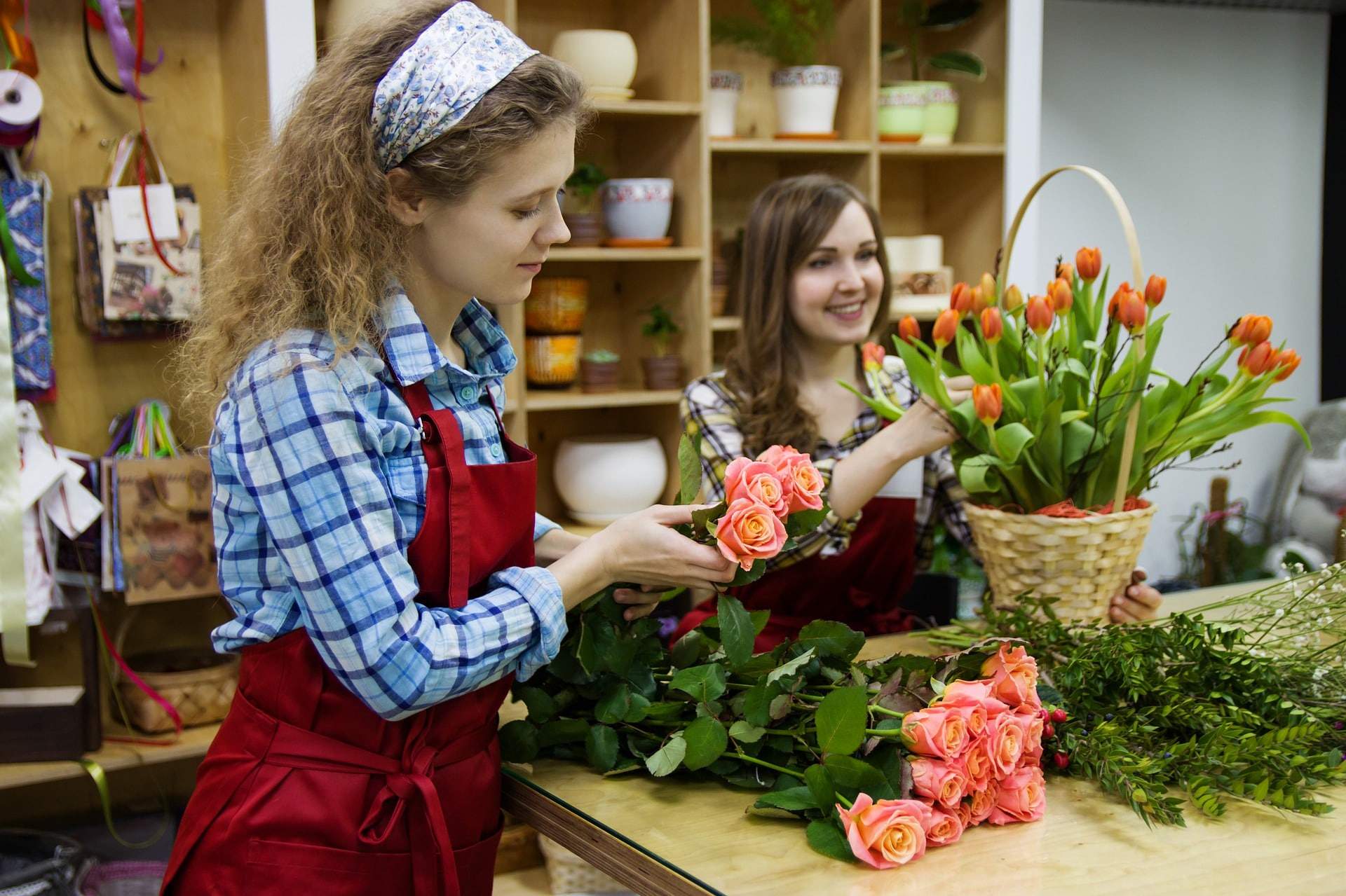 business plan flower shop Pre-written flower shop business plan and fully automated financials to write a professional flower shop business plan.