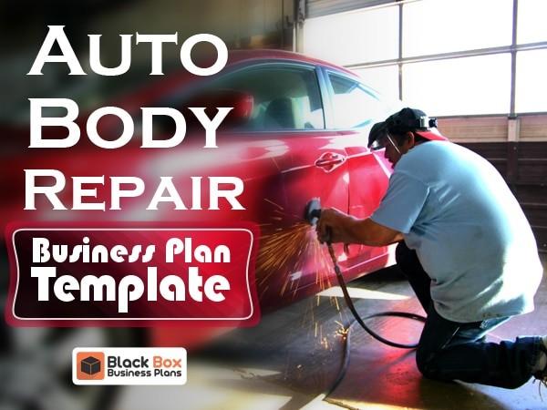 auto body business plan