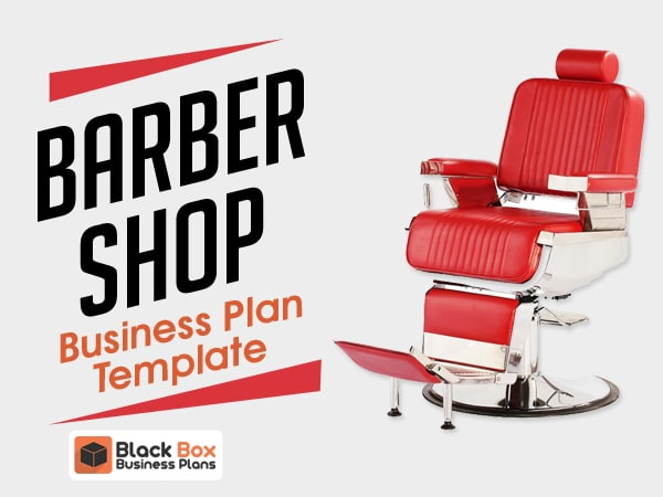 barbershop business plan