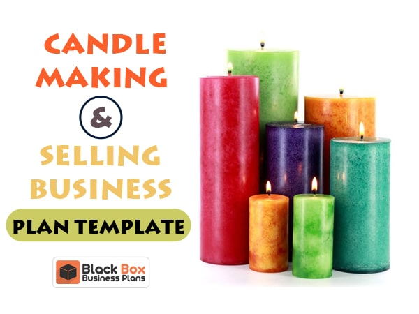 candle making business