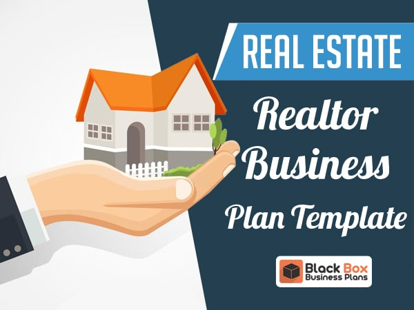 real estate realtor business plan