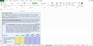 Fitness Gym Business Plan Template