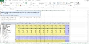 Landscaping Business Plan Template