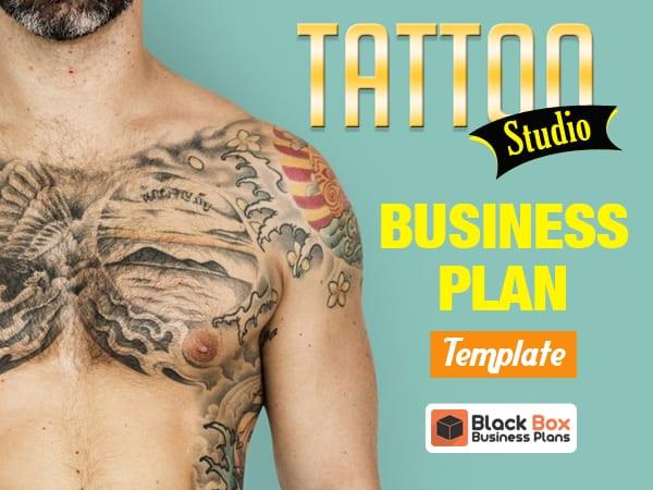 Tattoo studio business plan