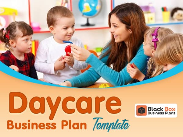 daycare child care business plan