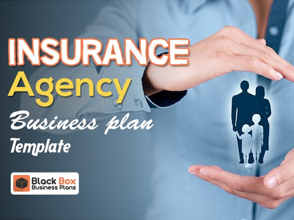 Insurance agency business plan template black box business plans wajeb Image collections