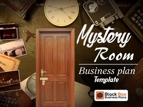 Mystery Room Business Plan