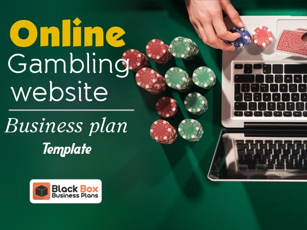 A Sample Online Casino Business Plan Template